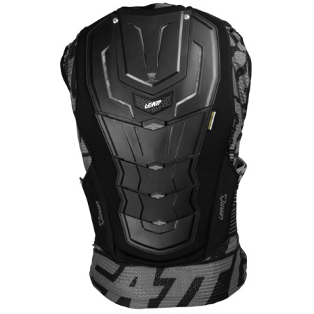 Ščitnik Body vest LEATT ADVENTURE črn S/M